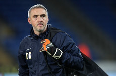 Dean Kiely departs Preston to join Crystal Palace as goalkeeping coach