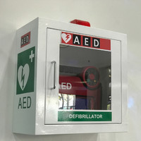 Investigation launched after life-saving defibrillator 'smashed' on Limerick street