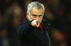 Going nowhere: Mourinho describes Manchester United resignation reports as 'garbage'