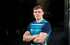 Garry Ringrose is just happy to be back
