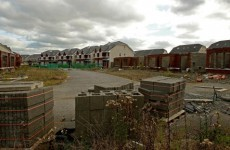 Developers will be forced to finish 'ghost estates'