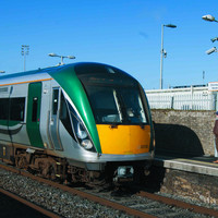 Dundalk-Newry rail line suspended after stormy weather brings water onto tracks