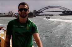 'A living nightmare': Fundraiser for Belfast man put in coma after suffering head injury in Sydney