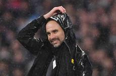 Man City 'would need 32 players' for a quadruple bid - Pep Guardiola