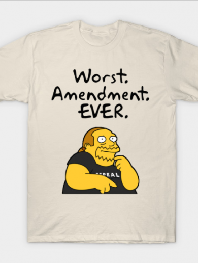 A group of Irish Simpsons fans is selling merch inspired by the show to raise funds for the Coalition to Repeal the 8th