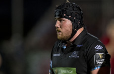 Blow for Scotland and Glasgow as prop Fagerson faces eight weeks sidelined