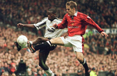 Rubber Legs: When Derby's cult hero Paulo Wanchope destroyed Man United