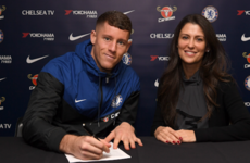 'I'm really excited': Ross Barkley completes £15 million switch to Chelsea