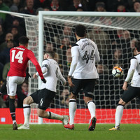 Jesse Lingard's incredible form continues as he proves the difference for Man United once again