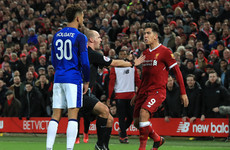 Van Dijk's dream debut tempered by Firmino and Holgate flashpoint
