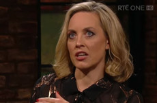'It's still a taboo subject in Ireland': Kathryn Thomas spoke about her miscarriages on the Late Late last night