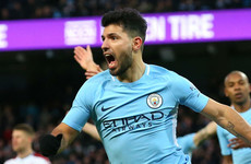 Guardiola lauds 'essential' Aguero after quick-fire double rescues Man City