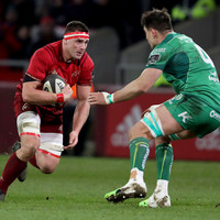 Van Graan pleased by Munster's ability to adapt and keep a lid on penalty count
