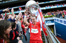 8-time All-Ireland senior winner to captain champions Cork this year
