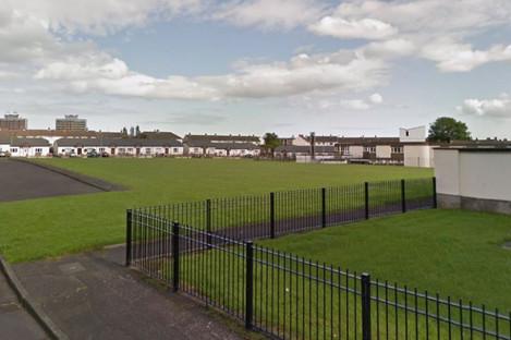 The Clonmore Walk area