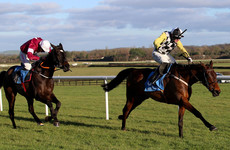 Next Destination completes hurdles hat-trick to cement Cheltenham credentials