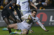 First loss in English Premiership since September for Exeter as Saracens close gap