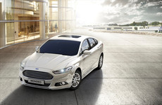 The new hybrid-powered Ford Mondeo is coming to Ireland after US success