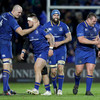 Leinster the clear top dogs after entertaining Pro14 inter-pro series
