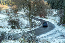 'Slow down': Driver warning after temperatures plunge to minus 5 overnight