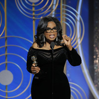 Viewers were blown away by Oprah Winfrey's Golden Globe speech about 'the women whose names we'll never know'