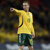 Dundalk announce capture of experienced Lithuanian international midfielder