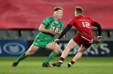 80-minute man McCartney intent on pushing Connacht back to best form after dip in Munster