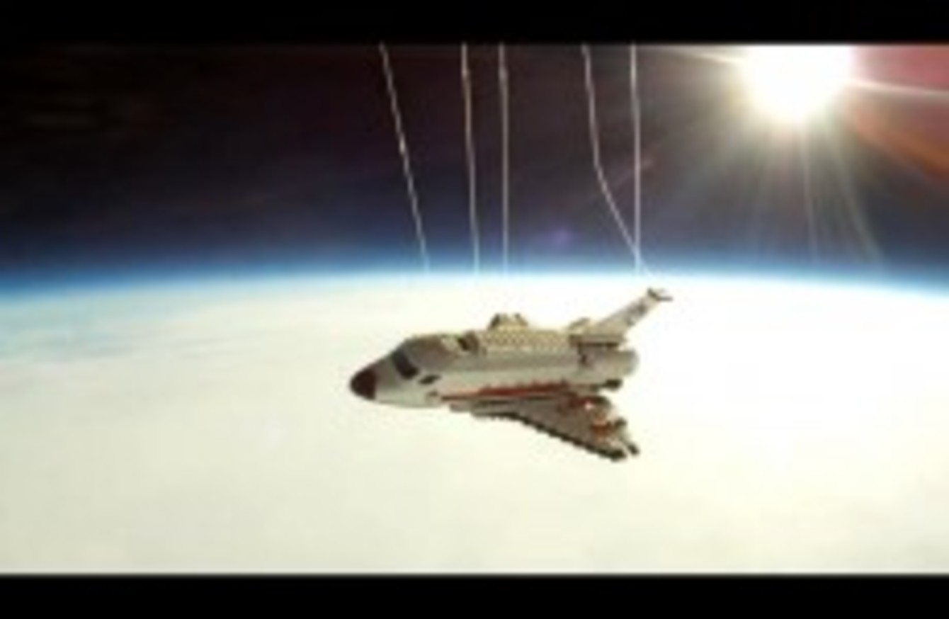 Harga Dan Spesifikasi Space Shuttle 3367 Update 2018 Chronoforce 5258mr Hitam Rosegold Ring Plat Teenager Sends Lego Into The Daily Edge
