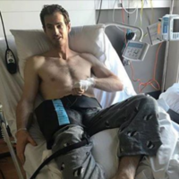 'I'm not finished playing tennis yet': Andy Murray goes under the knife in Australia