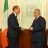 Coveney to meet Benjamin Netanyahu for first time since objection to Jerusalem as Israeli capital