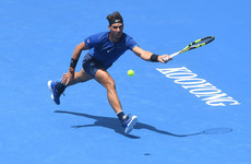 'The knee is fine' - After injury ruined end of 2017, Nadal back ahead of Australian Open