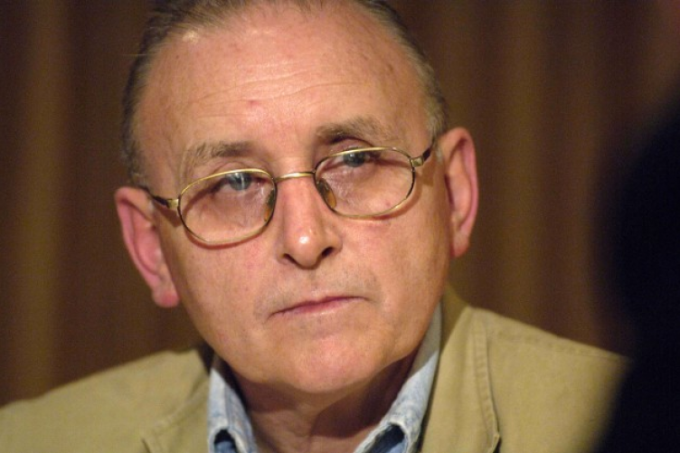 Former member of Sinn Fein and British agent Denis Donaldson who was murdered in 2006 in Donegal.