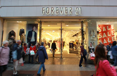 Forever 21 is pulling out of Ireland after racking up more than €40m in losses