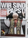 Germany's biggest-selling daily abandons front page nudes