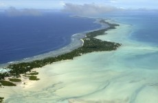 Pacific island nation considers moving over climate change fears