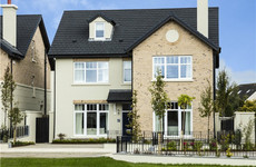 Extra-large luxury homes just half an hour from Dublin city centre