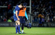 Ringrose a doubt for Ireland's Six Nations campaign after undergoing ankle surgery