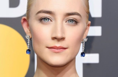 Saoirse Ronan's makeup artist gave a full rundown of her Golden Globes look on Instagram