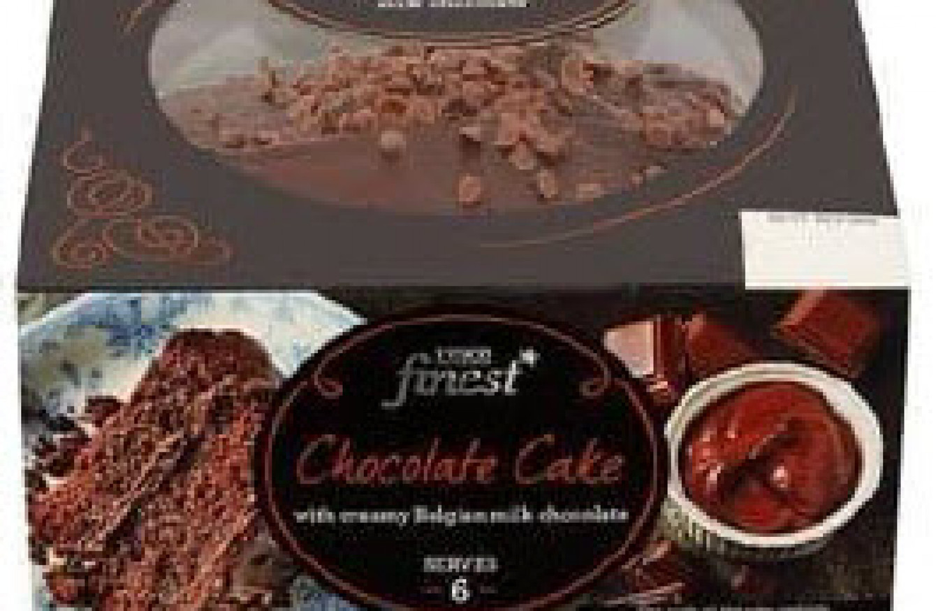 Tesco Chocolate Cake Recalled As Packaging Doesnt Outline