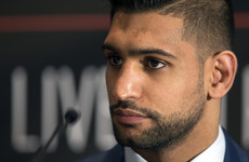 Amir Khan to ink with Hearn and Matchroom in bid to steer career back on track - report