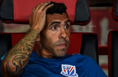 The $40m heist: How Tevez took China for the most expensive ride in football history