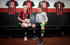'The kind of initiative we're extremely proud to support' - Bohs launch team for new National Amputee League