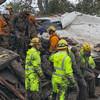 Thirteen people killed in Californian mudslides