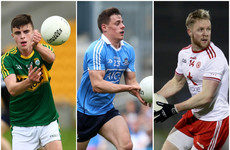 Eyes peeled! 9 young Gaelic footballers to watch in 2018