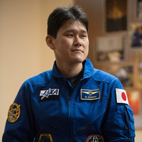 Japanese astronaut apologises after saying he'd grown 9cm while in space