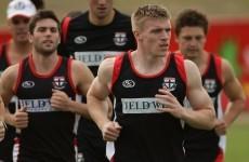 AFL stars push themselves hardest