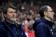 Roy Keane could follow O'Neill to Stoke if Ireland boss takes Premier League job