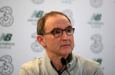 Do you want Martin O'Neill to stay on as Ireland manager?