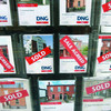 Even the winter can't cool down the rapid growth in property prices