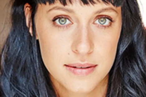 Home and Away actress Jessica Falkholt.